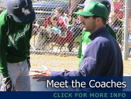 Meet the LBA Coaches